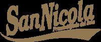 Logo flat oro 2x1 San Nicola Prosciuttificio