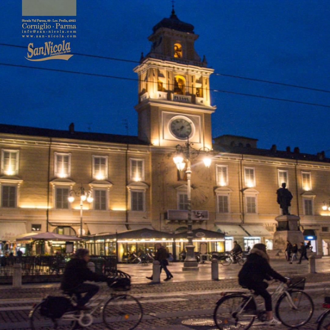 POST Prosciuttificio San Nicola con Parma Capitale della Cultura 2020
