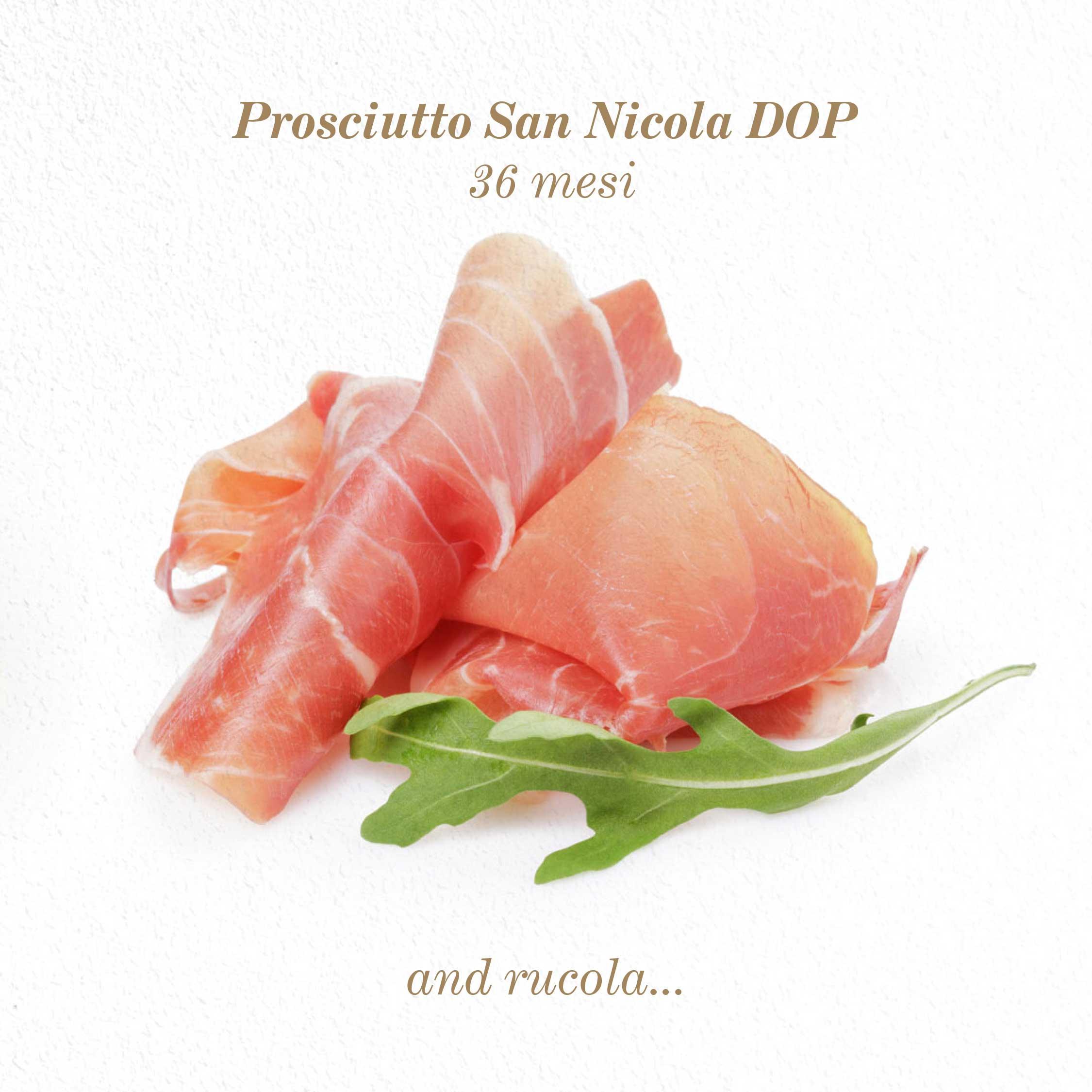 Panino time with Prosciutto San Nicola