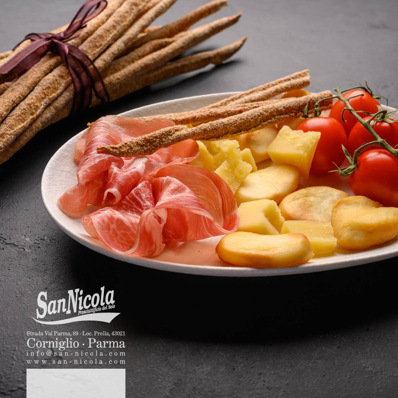 Cena sana, equilibrata, ricca di nutrienti e altamente digeribile