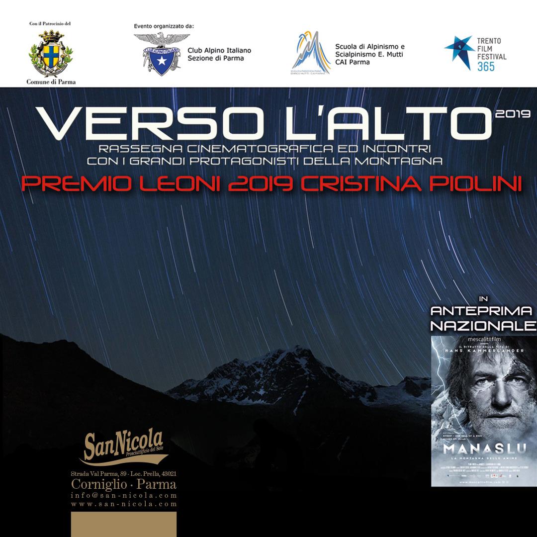 Prosciuttificio San Nicola, evento CAI Premio Leoni 2019