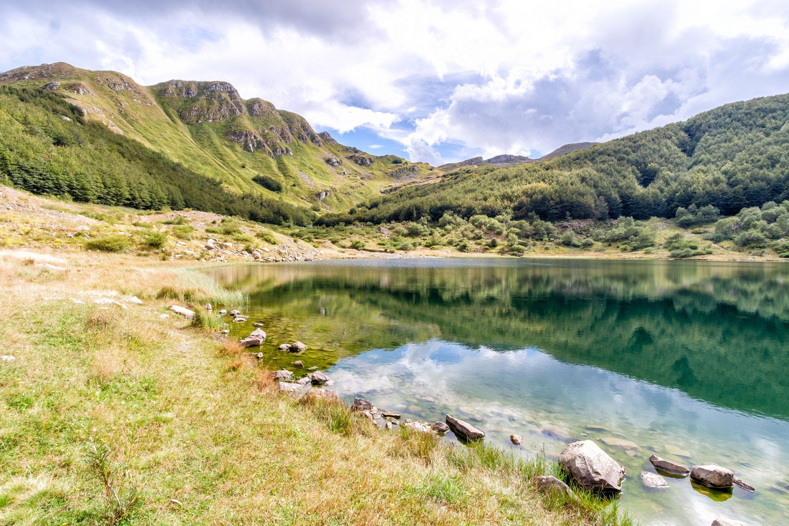 Prosciuttificio San Nicola nel Parco Nazionale Appennino Tosco Emiliano