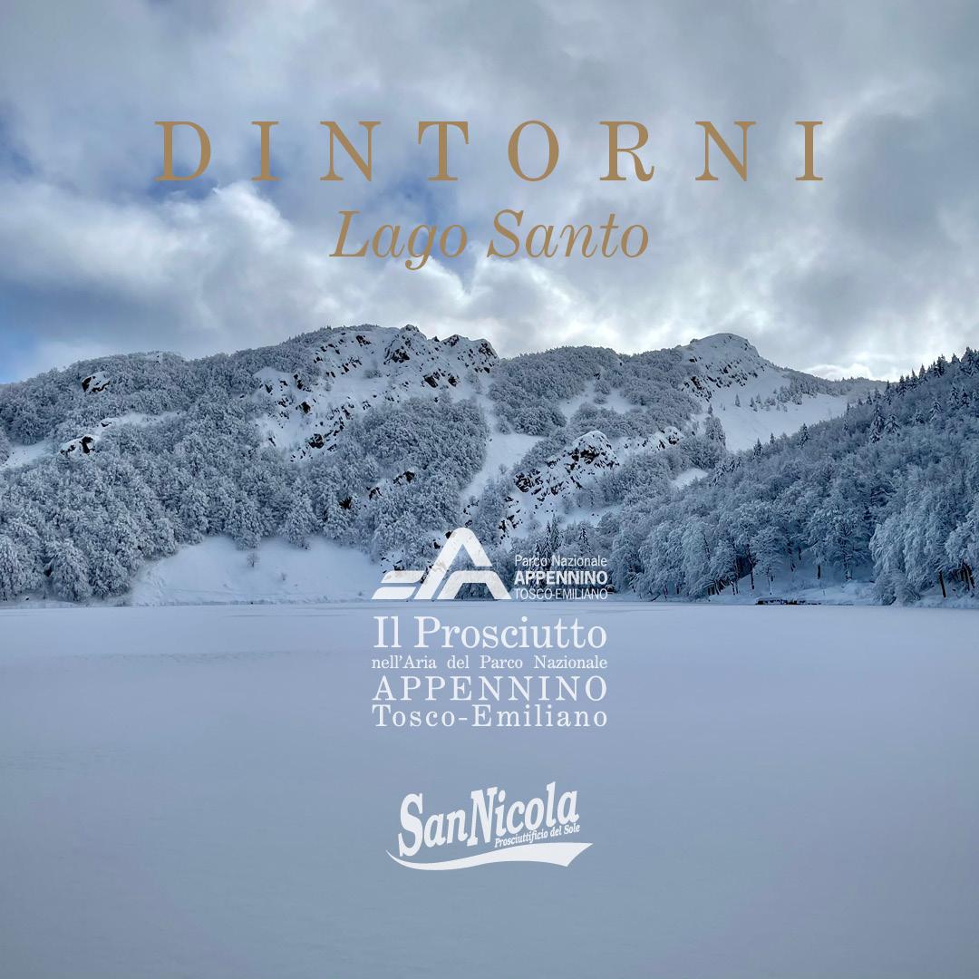 Post Prosciuttificio San Nicola DINTORNI Lago Santo