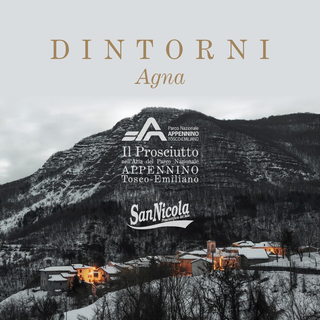 Post Prosciuttificio San Nicola DINTORNI Agna