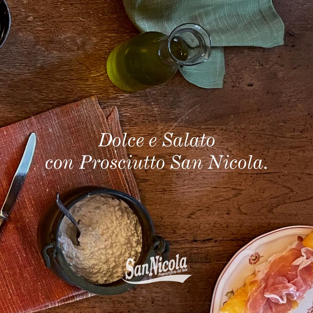 Carnevale 2021 con chiacchiere salate e Prosciutto di Parma DOP San Nicola. 1